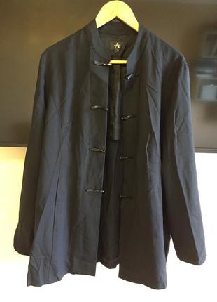 Пиджак в китайском стиле
