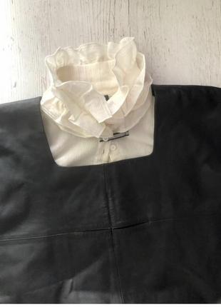 Необычная блуза рубашка armani !2 фото