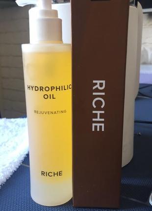 Гидрофильное масло riche омолаживающее
