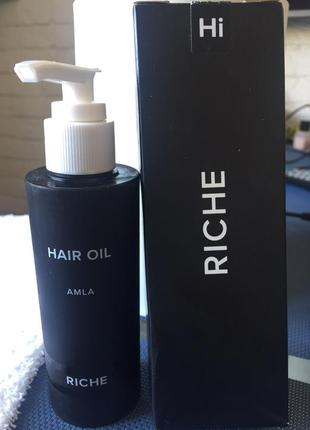 Масло для волос riche amla hair oil