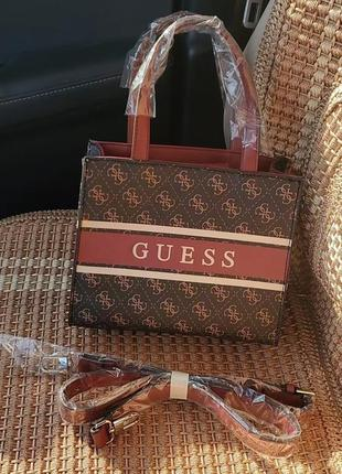 Сумка guess monique small tote оригинал
