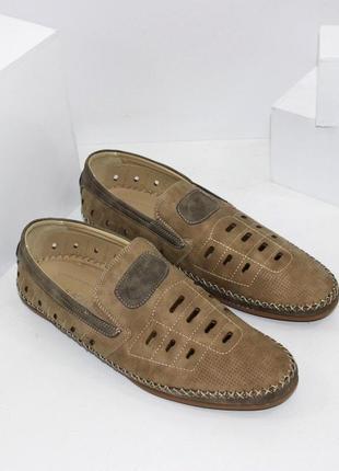 Туфли на лето мужские p6607-6