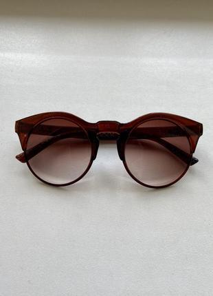 Солнцезащитные женские очки cat eye