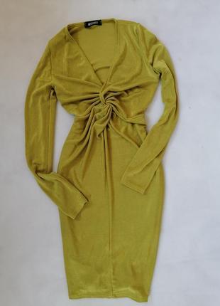 Коктельное/ вечернее/ нарядное платье в стиле vogue