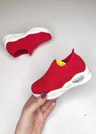 Детские кроссовки 30-33 размер, кроссовочки, слипчики, мокасины, дитячі кросівки
