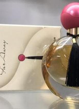 Цена 175 грн парфюмерная вода для женщин far away, 50 мл.