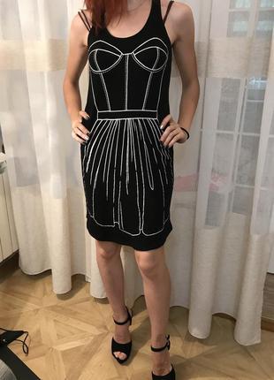Прикольное платье
