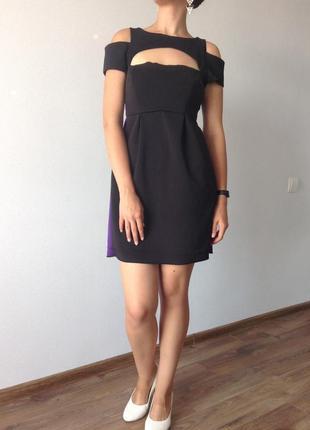 Стройнящее нарядное платье / большая распродажа!
