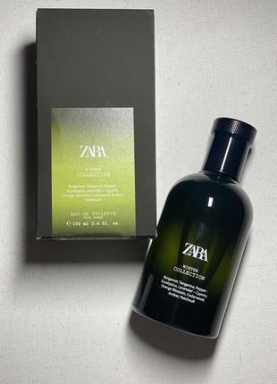 Zara men чоловічі парфуми