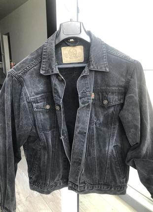 Винтажная джинсовка modia