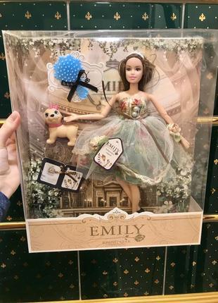 Кукла emily шарнирная