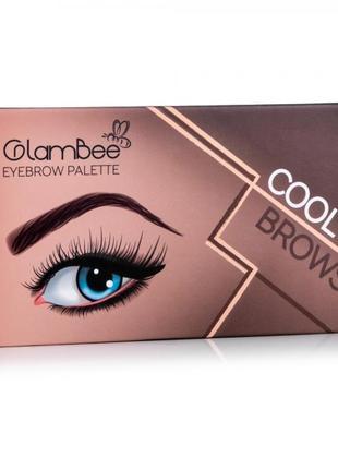 Набор для бровей glambee coolbrow