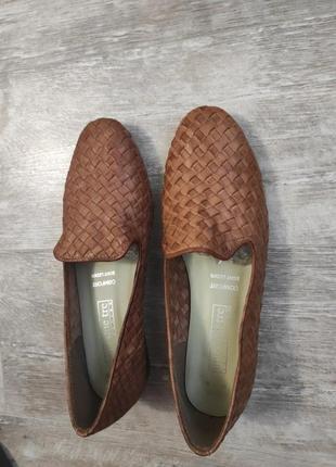 Туфли в стиле bottega veneta, лофферы bottega veneta