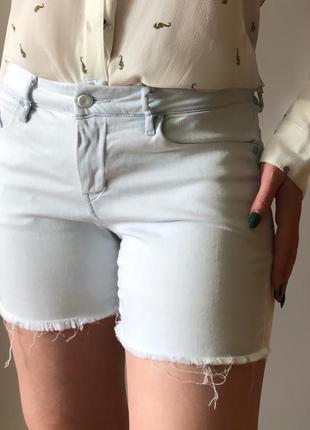 Джинсовые шорты calvin klein оригинал
