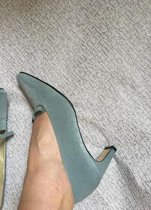 Туфли винтажные jacgues vert-38р.5 фото