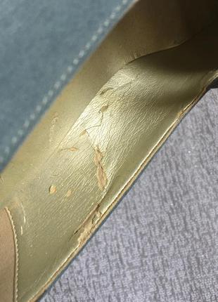 Туфли винтажные jacgues vert-38р.7 фото