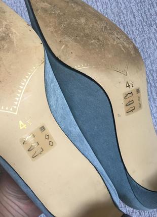Туфли винтажные jacgues vert-38р.8 фото