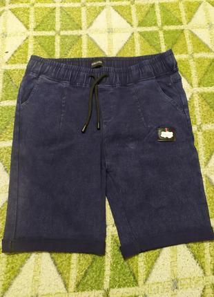 Шорты, бриджи джинсовые женские