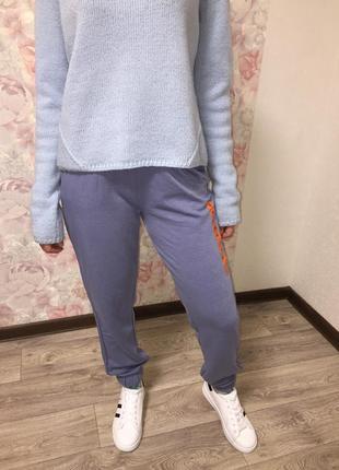 Спортивные штаны, брюки, джоггеры женские6 фото