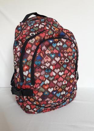 Рюкзак школьный городской спортивный