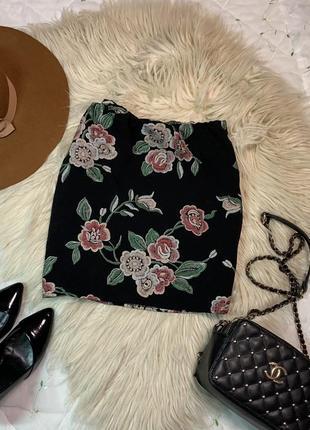 Стильная юбка размер xl