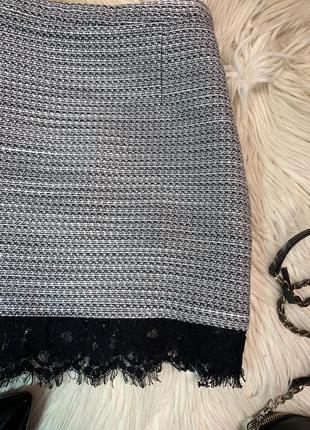 Стильная юбка размер xl7 фото