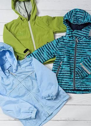 Курточки для мальчика ветровка