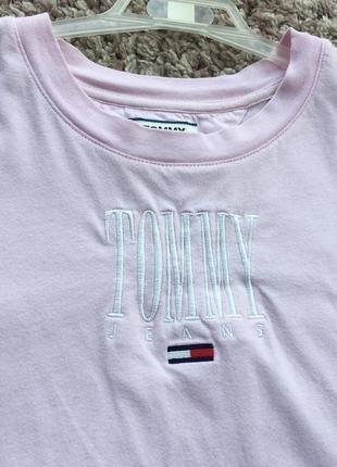 Оригинальная футболка tommy hilfiger