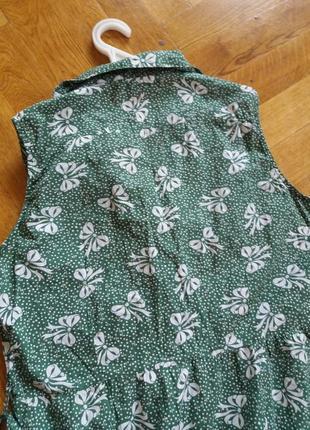 Хлопковое платье- халат р.185 фото