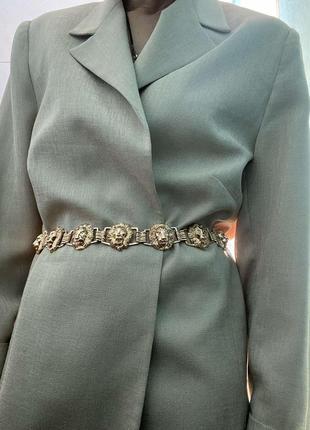 Потресающий ремень в стиле versace s-m3 фото