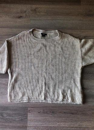 Укорочений светр h&m