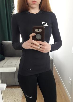 Спортивная фирменная термо кофта sondico спортивна фірмова термо кофта на довгий рукав