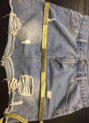 Джинсовая юбка9 фото
