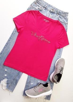 Нарядная футболка donna karan2 фото
