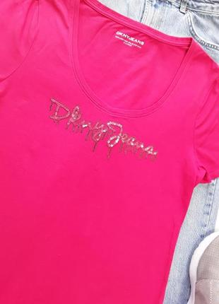 Нарядная футболка donna karan4 фото