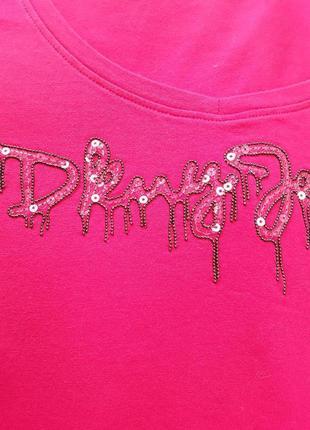 Нарядная футболка donna karan5 фото
