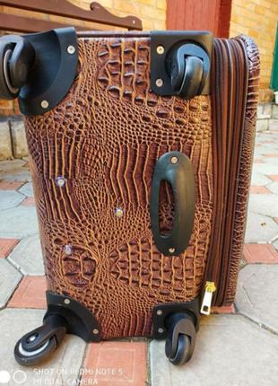 Шикарный большой чемодан3 фото