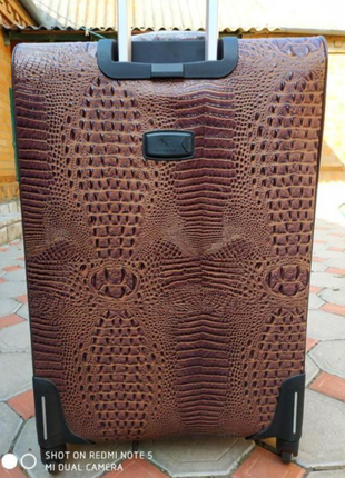Шикарный большой чемодан2 фото