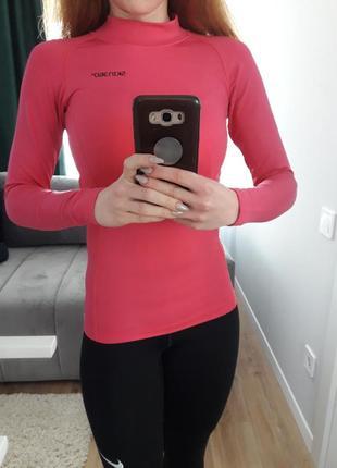 Спортивная фирменная термо кофта с длинным рукавом skin360 skin 360 thermal baselayer