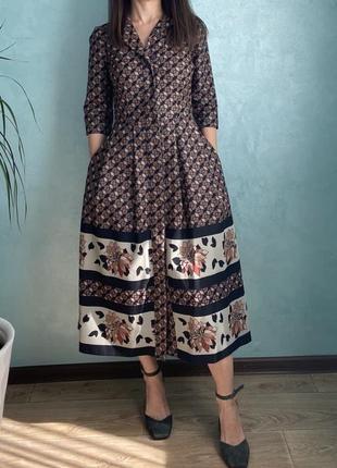 Изысканное платье от sassofono