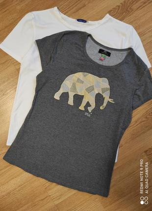 Хлопковая футболка luv sl by odel