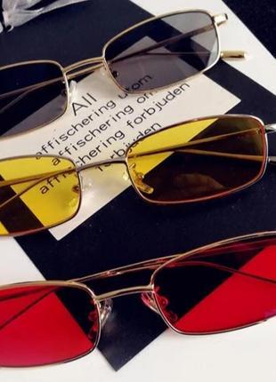 Солнцезащитные очки uv4004 фото