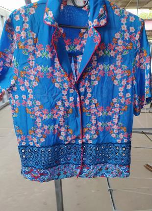 Стильная летняя блуза sandro