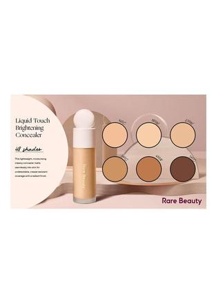 Тональная основа rare beauty liquid touch weightless foundation пробник