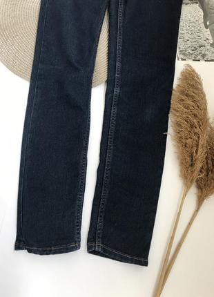 Темно- синие джинсы скинни new look4 фото