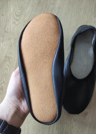 Деские кожаные чешки . германия, р.352 фото