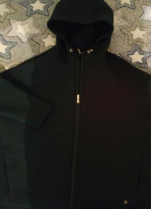 Куртка для спорта, размер 54  , качество 💥,изумрудный шикарный цвет.