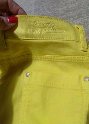 Классные желтые брючки brax4 фото