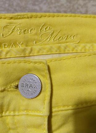 Классные желтые брючки brax3 фото