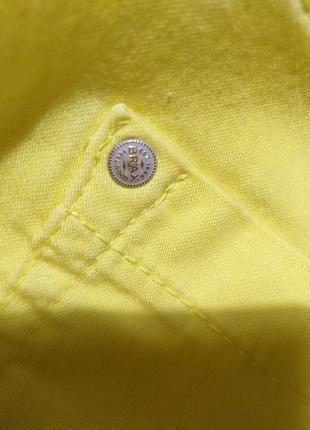 Классные желтые брючки brax7 фото